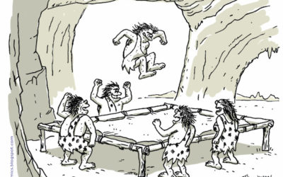 Exercise:- What would Grok do? How to channel your inner caveman.